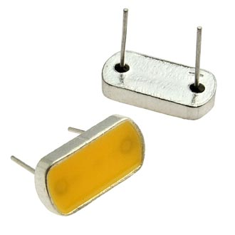 1.5w 9.8v 150ma 100lm 2800K T6*12mm