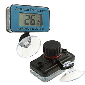 Aquarium Thermometr Waterproof