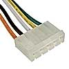 MHU-05 wire 0,3m AWG22