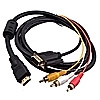 ML-A-026 (HDMI to VGA/3RCA)