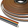RC-10 Color 22AWG Cu pitch 1.7 mm