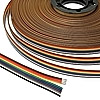 RC-10 Color 24AWG Cu pitch 1.5 mm