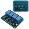 5V 4 channel relay 10A